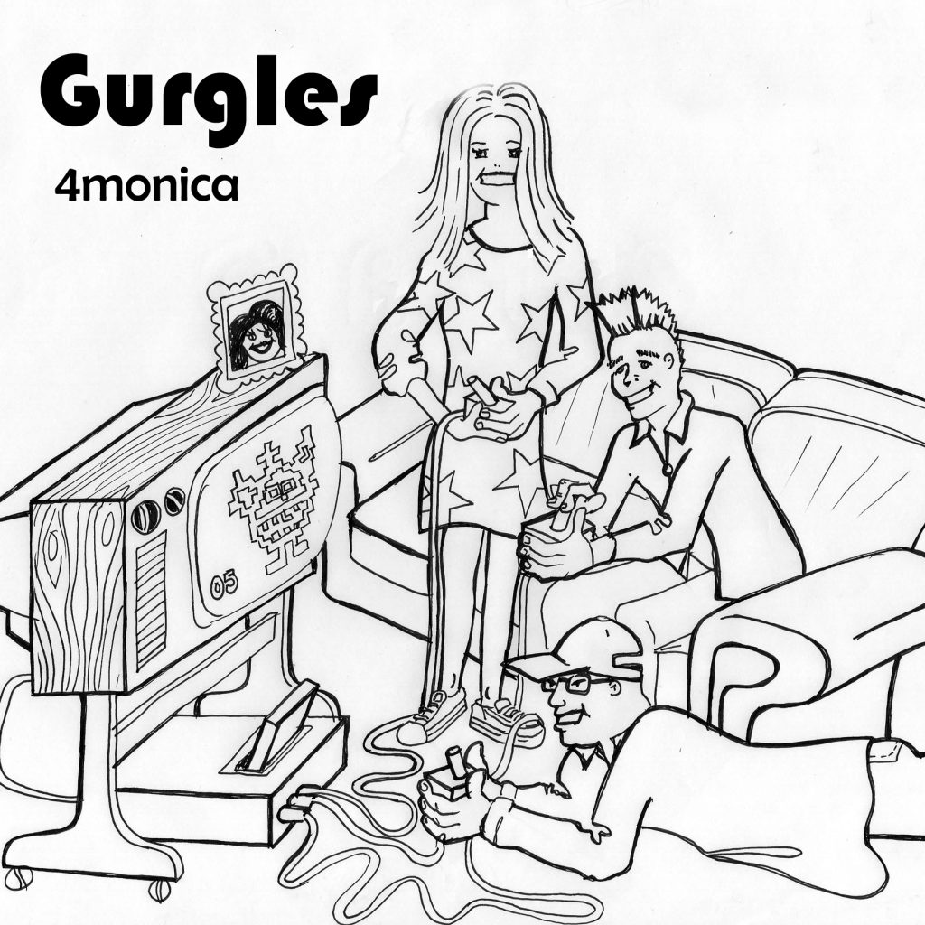 Gurgles 4monica cover